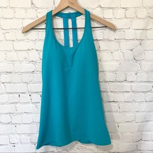 Fabletics Florence tank built in bra